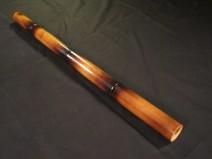 bamboo didgeridoo by Tyler Spencer
