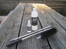 Didjeridu Cleaning kit.